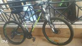 Upten mountain bicycle shimano equiped