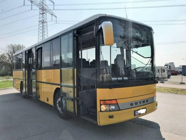 Setra S 313 UL / Klima / Handicap-Lift/ TOP - 2005