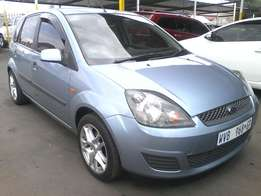 2006 Ford Fiesta 1.6 Automatic,Sky blue