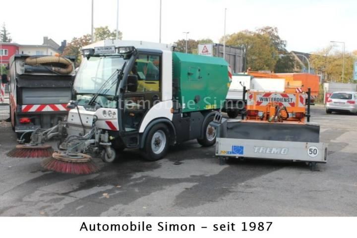 Multicar Tremo X56 4x4 incl. Kehr & Winterdienst Paket - 2008