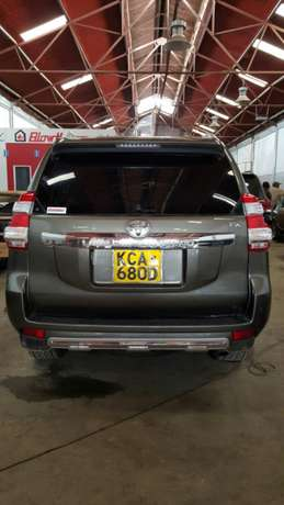 """Toyota Prado In Immaculate Condition"" Industrial Area - image 4"