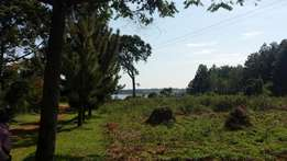 2.6 Acres for sale at Entebe with a lake view (near the lake)
