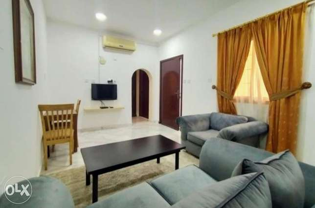 Fully Furnished 1 Bedroom Outhouse Near Almeera الوعب -  1