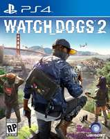 Watch Dogs 2 & The Evil Within on Ps4 for Sale
