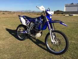 2009 Yamaha WR450..Road Legal.!!