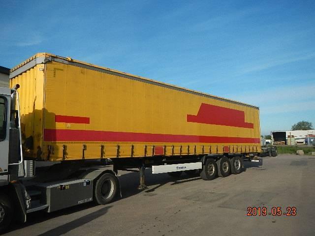 Krone Curtain - Huckepack - Sks 847 - 2014