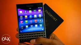 brand new sealed blackberry passport