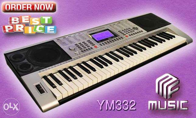 xy 332 Piano + Mp3 Usb Flash Drive