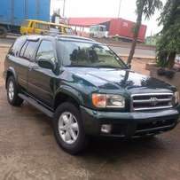 2001 Nissan Pathfinder With Lowest Sales Offer!!!
