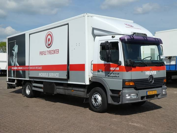 Mercedes-Benz ATEGO 1217 lift - 1999