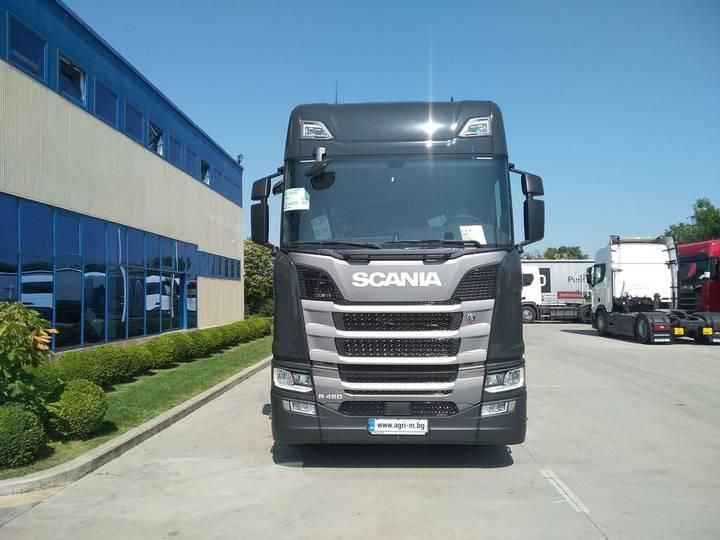 Scania R450 - 2019