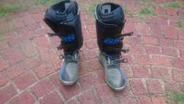 BMW GS Rally Boots
