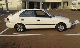 Hyundai Accent (2001) 1.5 Engine for sale