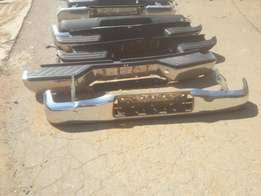 Good condition Genuine clean toyota hilux 2013 bumper for