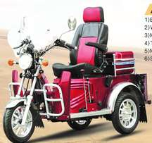 Lifan Tricycle for the disabled persons-110cc