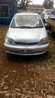 Toyota platz saloon car