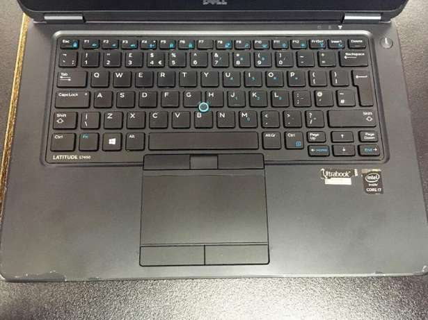 Like New CORE i7 Ultrabook Dell laptop 4gb Ram 500GB Hdd 60SSD Mint! Nairobi CBD - image 3