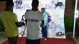Call For Red Carpet Service Or Rent Our Set