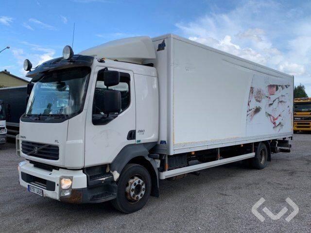 Volvo FL280 4x2 Box (tail lift) - 09 - 2019