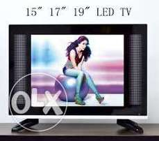 19 inch LED digital televisions [home delivery services offered]