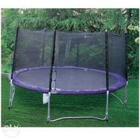 American Fitness 12ft children Trampoline
