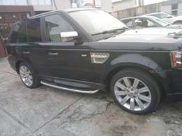 Range Rover Sport 09 Upgraded to 2012