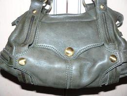 8c0517c1c960c torebka skóra naturalna khaki zara wittchen torba na ramię