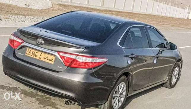 2015 Toyota Camry American Specifications 2500 CC 4 Cylinders