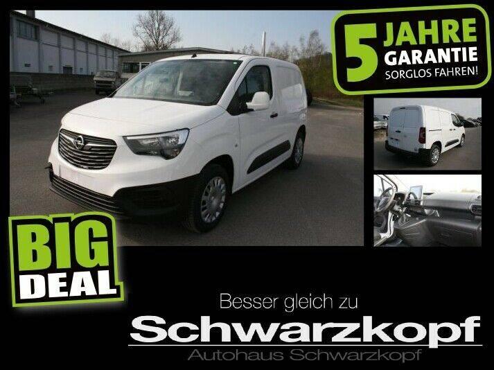 Opel Combo Cargo 1.5 D Edition Klima,Radio,S/S,BC,PDC