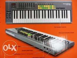 Launchkey-49 Novation Midi Keyboard