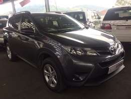 Take to the Road in this 2014 Toyota RAV4 2.2D-4D AWD VX