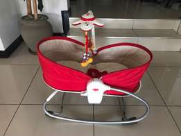 Tiny love 3 in one rocker napper baby seat