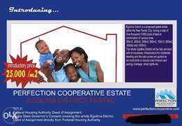 Promo plots of land for sale at festac phase2 lagos