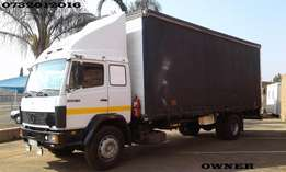 MERCEDES BENZ 8 TON.dropsides and CANTER for sale