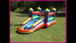 On Special jumping castle hire