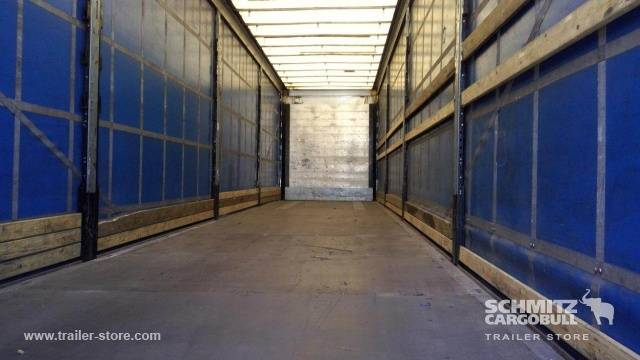 Schmitz Cargobull Semiremolque Lona Mega Trampilla de carga - 2013 - image 2