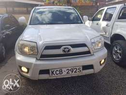 Quick Sell Toyota Surf 2700cc Petrol Fully loaded Like Prado