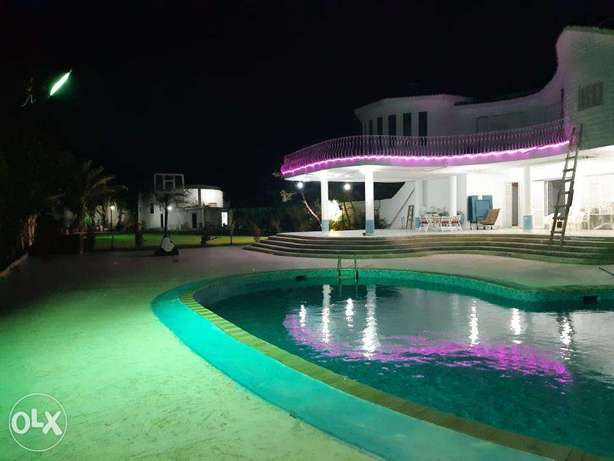 large Vill 3000m2 for Families, Groups& Freinds with Large Pool , bask