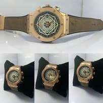 HUBLOT prisim watch