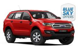 Ford Everest From R6999*