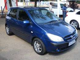 2007 Hyundai Getz 1.6 High Spec