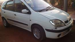 Renault scenic 2 Stripping