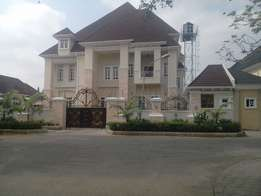 A N1.2b House In New Maitama