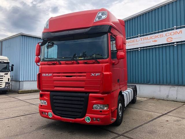 DAF FT XF105-460 SUPERSPACECAB (EURO 5 / ZF-INTARDER / AS-TRO... - 2009