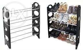 Clearance Sale!! Stackable Shoe Rack (Delivery Offered) Cape Town - image 1