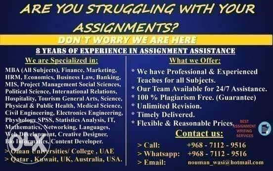Assignment master for any level