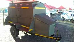 Camping/outdoor trailer