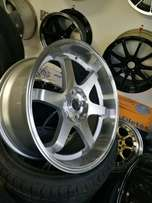 "18"" Volks Te37 Mags in 5x112"