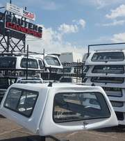 Club Cab Nissan NP300 SWB Canopy For Sale