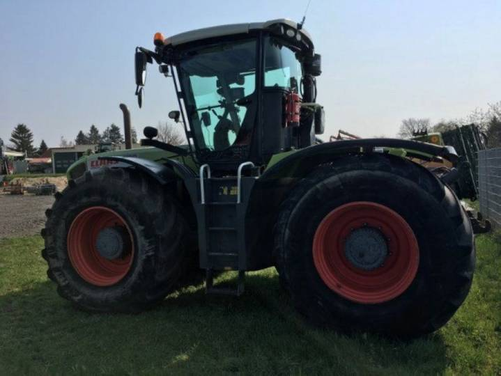 Claas xerion 3800 trac vc - 2009 - image 4